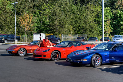 "Show 'n Shine - Vette to Victoria - Victoria, BC, Canada Visit our blog ""Corvette ZR1: A Beautiful Champion"" for the story behind the photo."