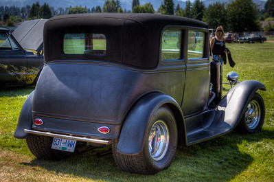Custom Hot Rod - Duncan, Vancouver Island, British Columbia, Canada