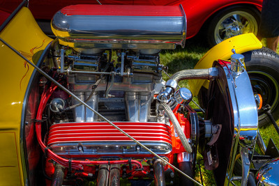 """Classic Ford Hot Rod - """"Ford T Bucket"""" - Duncan, Vancouver Island, BC, Canada Visit our blog """"A Bucket Of A Different Type"""" for the story behind the photo."""
