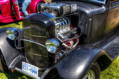 Custom Hot Rod - Duncan, Vancouver Island, British Columbia, Canada