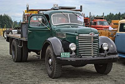 """International KB-8 - Cowichan Valley, BC, Canada Visit our blog """"Trucks & Tractors"""" for the story behind the photo."""
