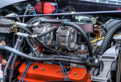"""High Performance Engine - Cowichan Valley, BC, Canada Visit our blog """"Hit The Road Truckin'!"""" for the story behind the photo."""