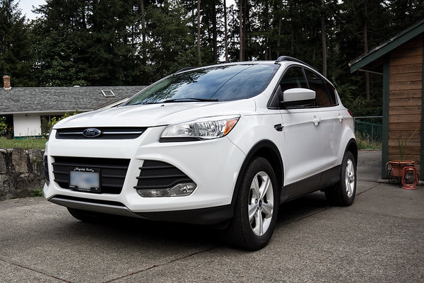 2014 Ford Escape - Vancouver Island, British Columbia, Canada
