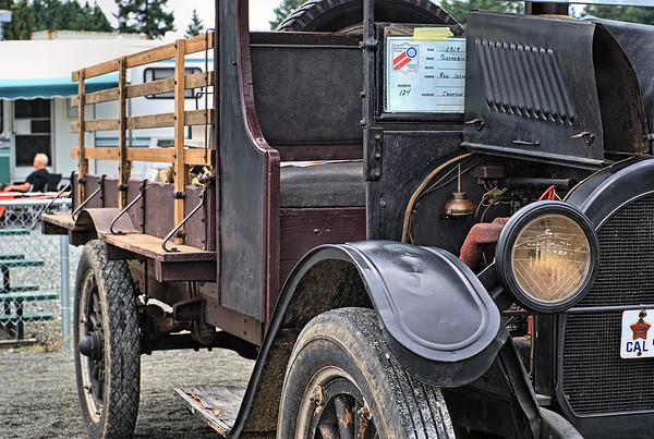 1919 Oldsmobile - Cowichan Valley, BC, Canada