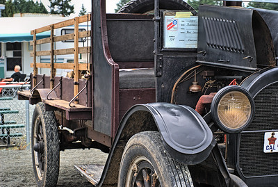 """1919 Oldsmobile - Cowichan Valley, BC, Canada Visit our blog """"Beauty In Age"""" for the story behind the photo."""