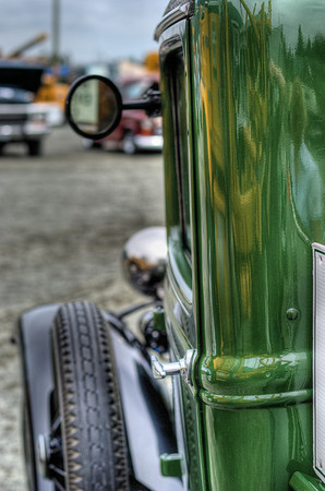 1931 Ford Model A - Cowichan Valley, BC, Canada