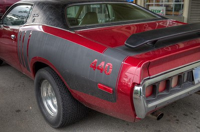 """1972 Dodge Charger Limited Edition 440 - Vancouver Island, BC, Canada Visit our blog """"1972 Dodge Charger Limited Edition 440"""" for the story behind the photo."""