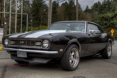 1968 Chevrolet Camaro - Vancouver Island, British Columbia, Canada