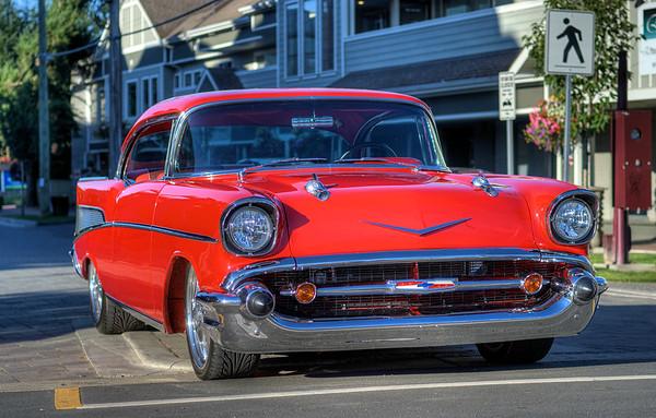 '57 Chevy Retro-Mod - Langford, BC, Canada
