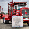 """Hayes HDX-H07 Logging Truck - Cowichan Valley, BC, Canada Please visit our blog """"<a href=""""http://wp.me/p1fizW-bT"""">Big Red Log Hauler</a>"""" for the story behind the photo."""
