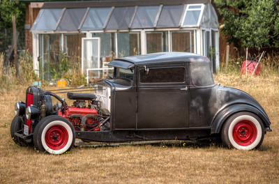 Rat Rod - Cowichan Valley, Vancouver Island, British Columbia, Canada