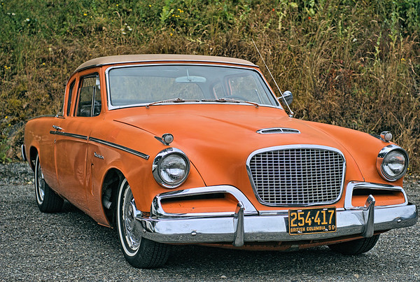 Studebaker Flight Hawk - Cowichan Valley, BC, Canada