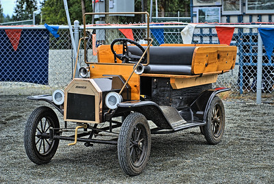 """Gas Powered Ride 'Em Truck - Cowichan Valley, BC, Canada Visit our blog """"Beauty In Age"""" for the story behind the photo."""