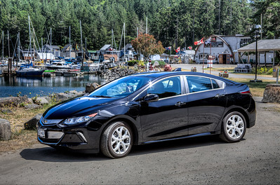2017 Chevrolet Volt - Electric Car - Vancouver Island, British Columbia, Canada