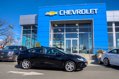 2017 Chevrolet Volt - Electric Car - Victoria, Vancouver Island, British Columbia, Canada