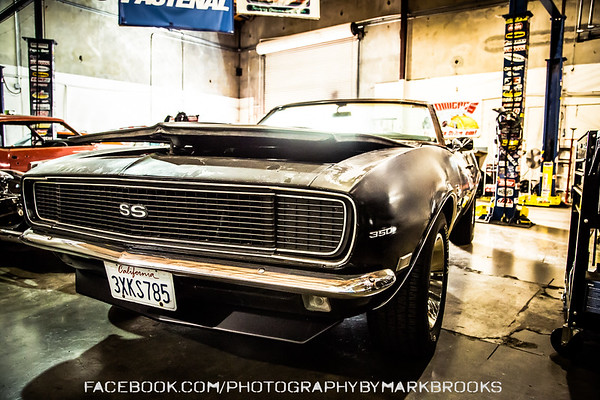 Other shots for Gearhead Garage November 1 2013