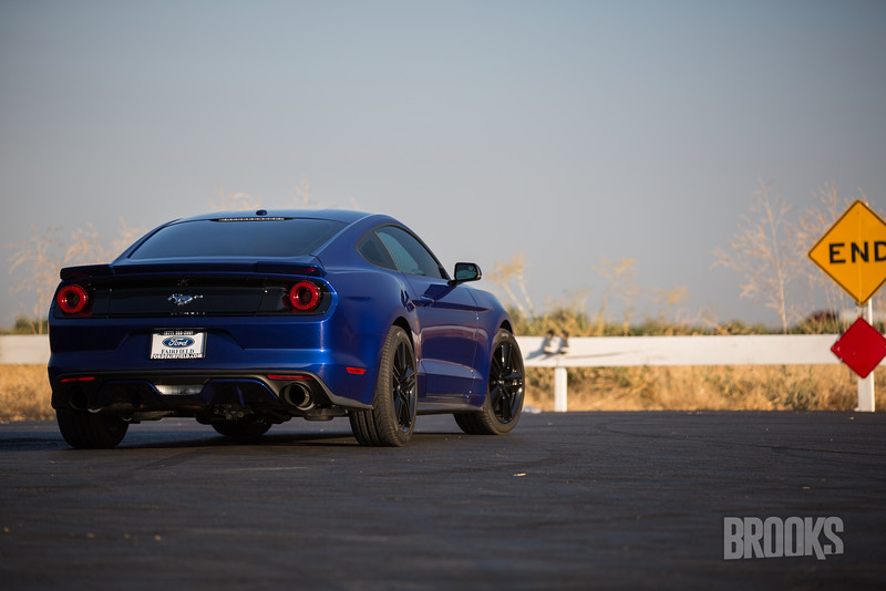 Raxiom taillights S550 Mustang
