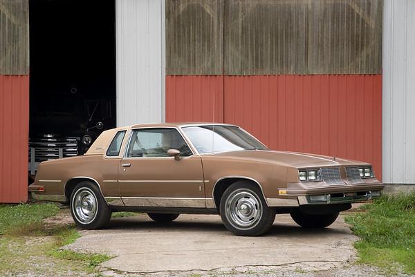 Curtis Gene's Car