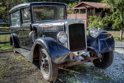 Four Acres of Rust - Sooke, Vancouver Island, BC, Canada