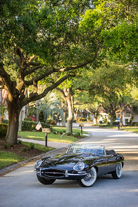 2021 Bonhams Amelia - 1964 Jaguar E-Type 038A