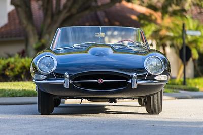 2021 Bonhams Amelia - 1964 Jaguar E-Type 029A