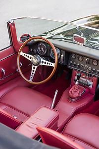 2021 Bonhams Amelia - 1964 Jaguar E-Type 052A