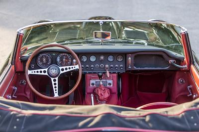 2021 Bonhams Amelia - 1964 Jaguar E-Type 018A