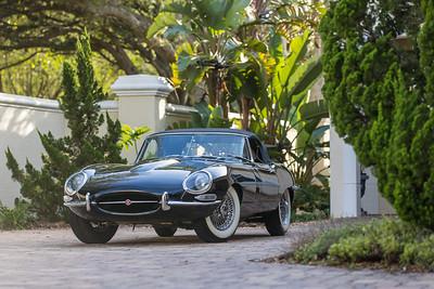 2021 Bonhams Amelia - 1964 Jaguar E-Type 007A
