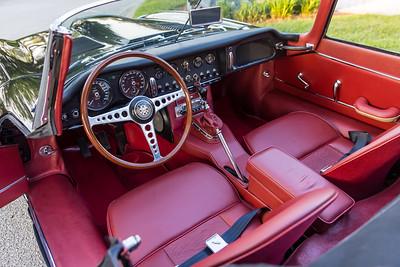 2021 Bonhams Amelia - 1964 Jaguar E-Type 048A