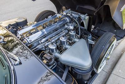 2021 Bonhams Amelia - 1964 Jaguar E-Type 059A