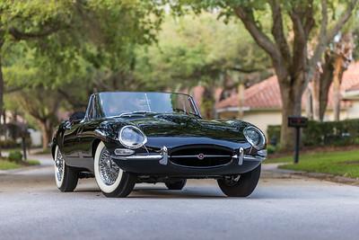 2021 Bonhams Amelia - 1964 Jaguar E-Type 078A