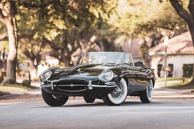2021 Bonhams Amelia - 1964 Jaguar E-Type 033A