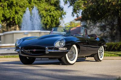 2021 Bonhams Amelia - 1964 Jaguar E-Type 013A