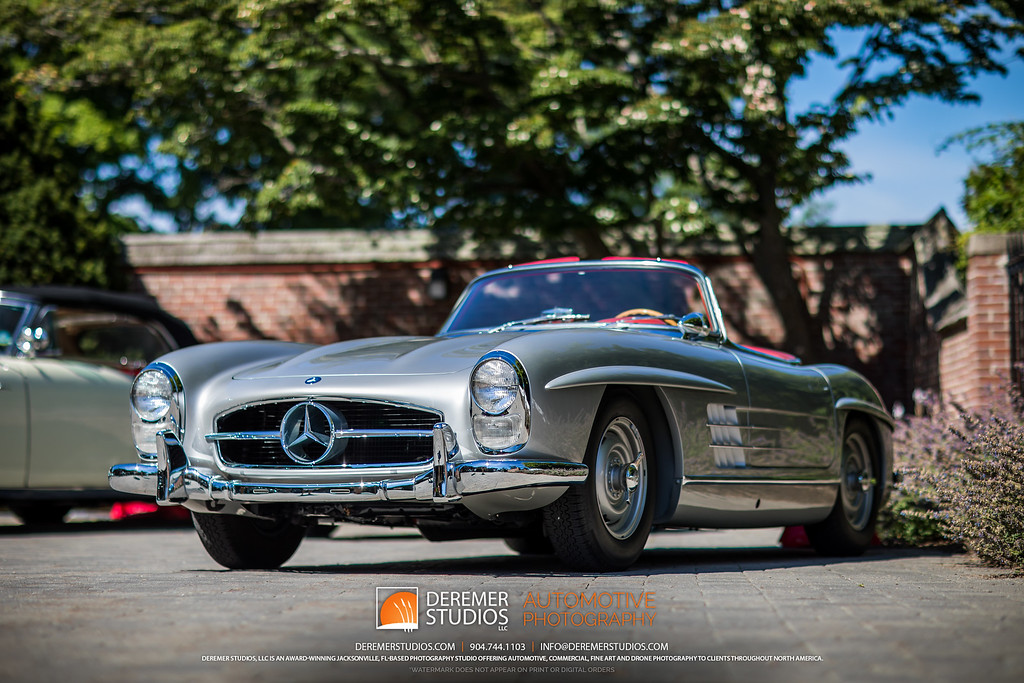 2018 Misselwood Concours d'Elegance - Mercedes 300SL Roadster