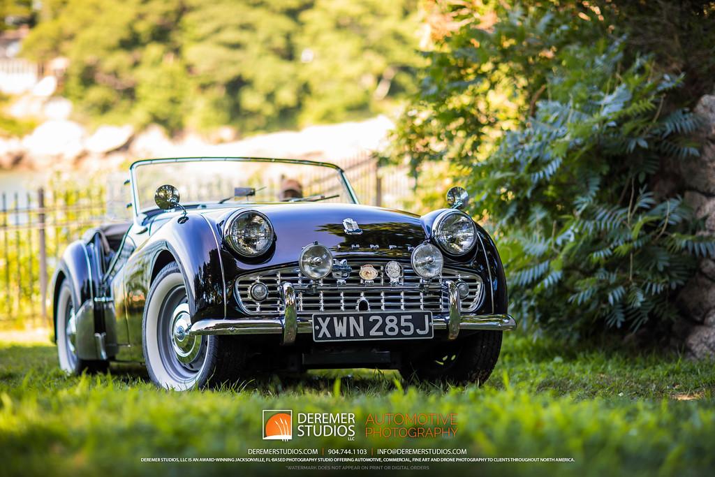 2018 Misselwood Concours d'Elegance - Triumph TR4