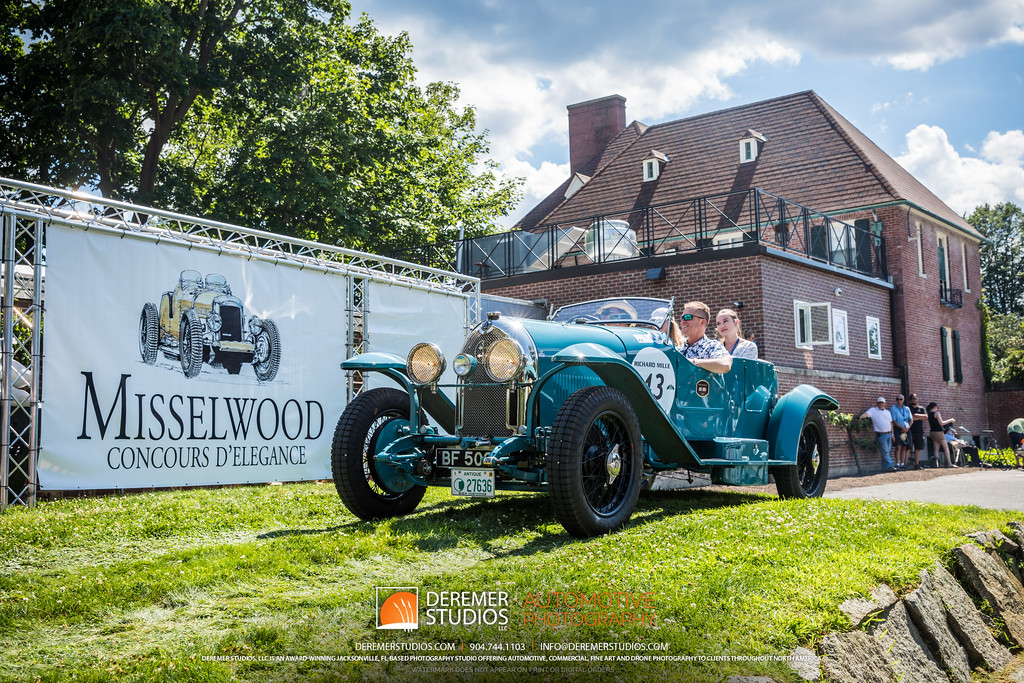 2019 Misselwood Concours d'Elegance - Awards