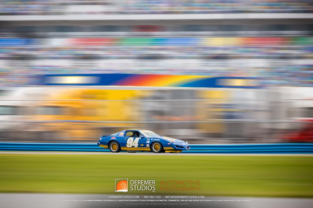 2019 HSR Classic 24 by IMSA - Daytona - Bill Warner Pontiac Firebird