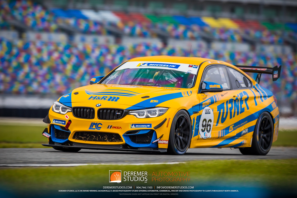 2019 HSR Classic 24 by IMSA - Daytona - Turner BMW M4