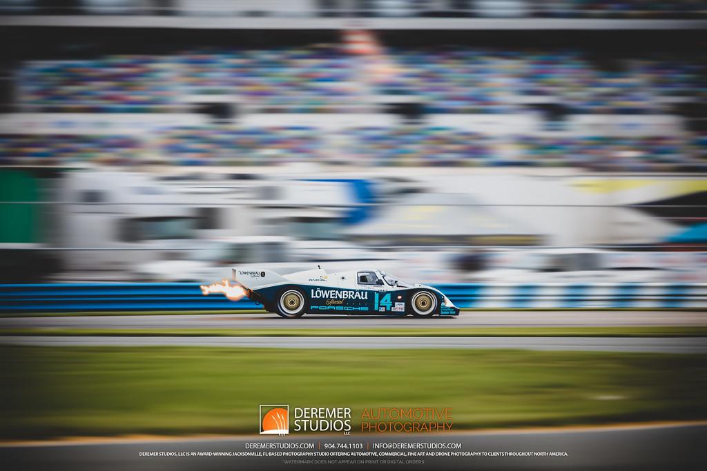 2019 HSR Classic 24 by IMSA - Daytona - Lowenbrau Porsche 962