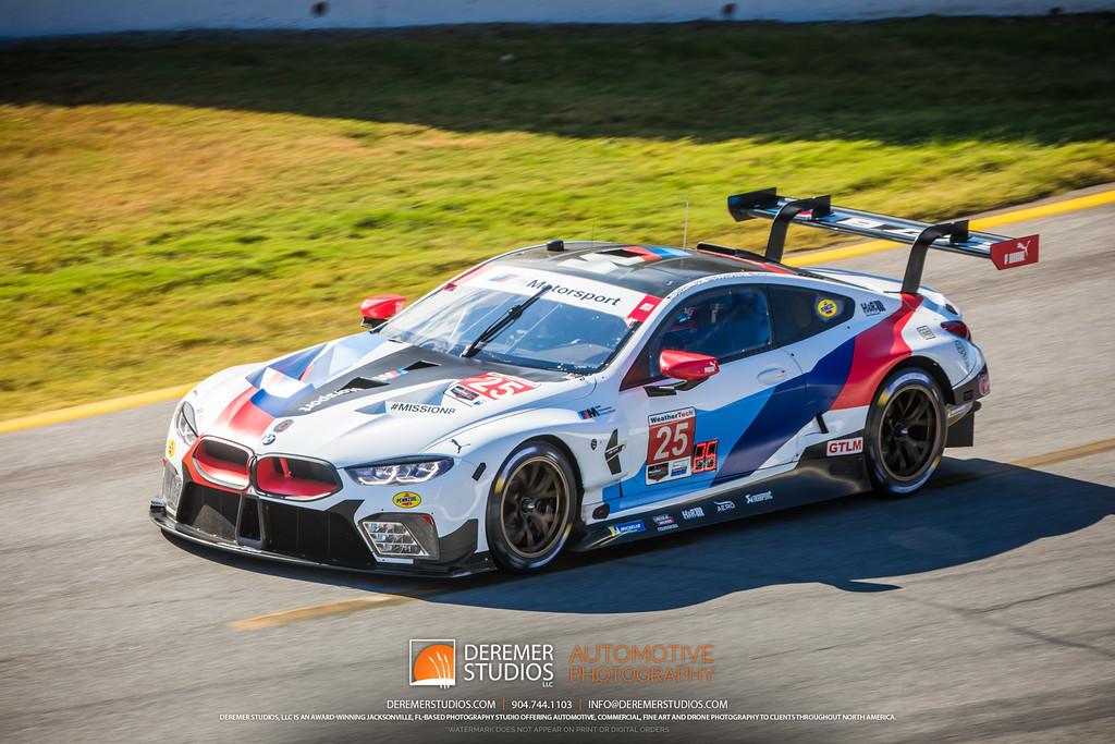 IMSA Road Atlanta - Motul Petit Le Mans - BMW M8 GTE #25