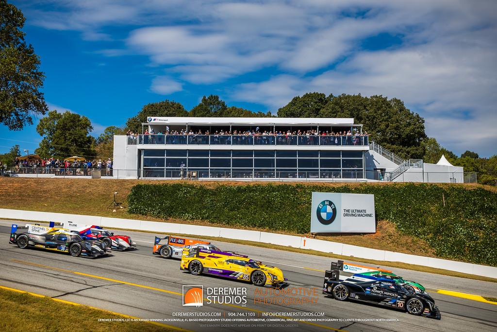 IMSA Road Atlanta - Motul Petit Le Mans - BMW Chalet