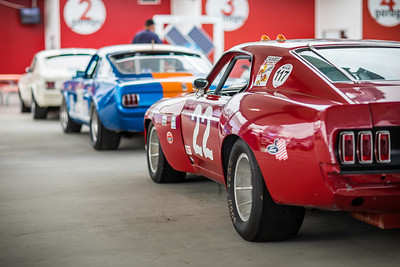 2020 IMSA Rolex 24 - Heritage Exhibition 006A