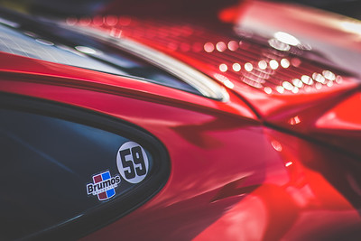 2021 Rolex 24 - Brumos Tribute Laps 005A
