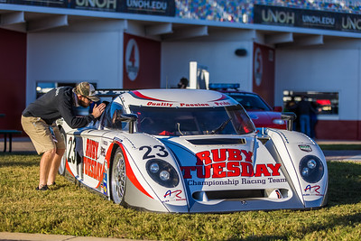 2021 59th Rolex 24 - Heritage Exhibtion 002A