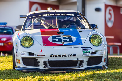 2021 59th Rolex 24 - Heritage Exhibtion 017A