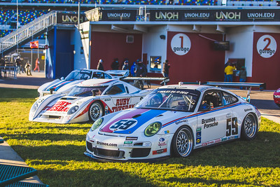 2021 59th Rolex 24 - Heritage Exhibtion 004A