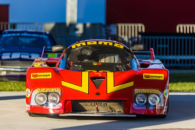 2021 59th Rolex 24 - Heritage Exhibtion 020A