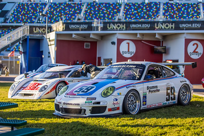 2021 59th Rolex 24 - Heritage Exhibtion 003A