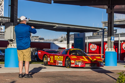 2021 59th Rolex 24 - Heritage Exhibtion 011A