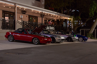 Orlando Roadsters Meet! April 2018, Ace Cafe Orlando.